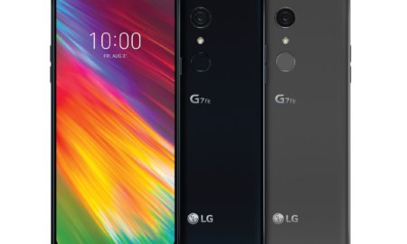 LG G7 One LG G7 Fit price specs