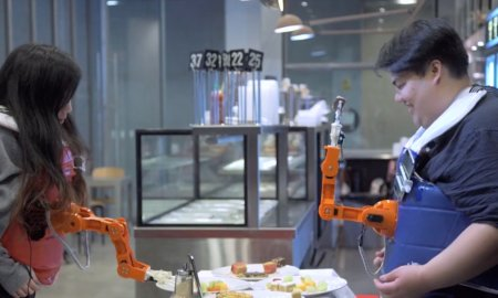arm-a-dine robotic arm