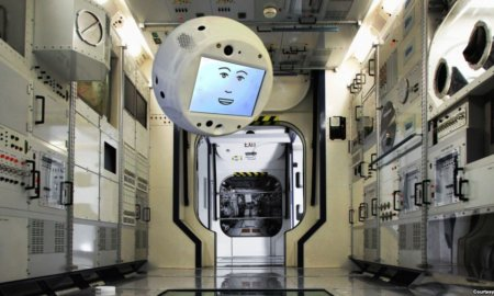esa-robot-cimon-tests