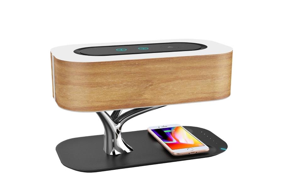 Ampulla QR-8 Bedside Lamp