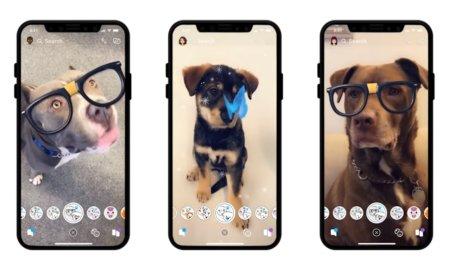 snapchat-dog-lenses