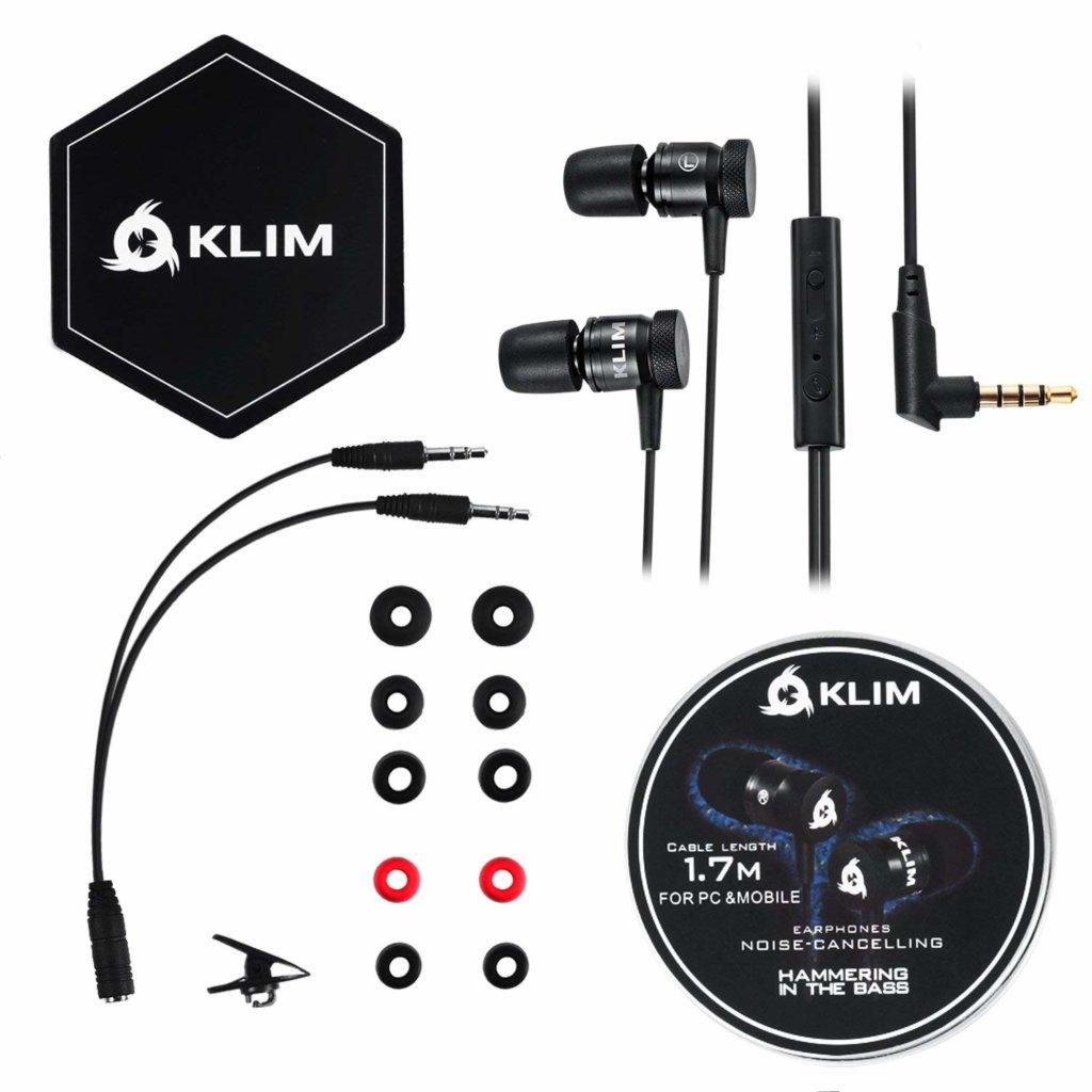klim earbuds