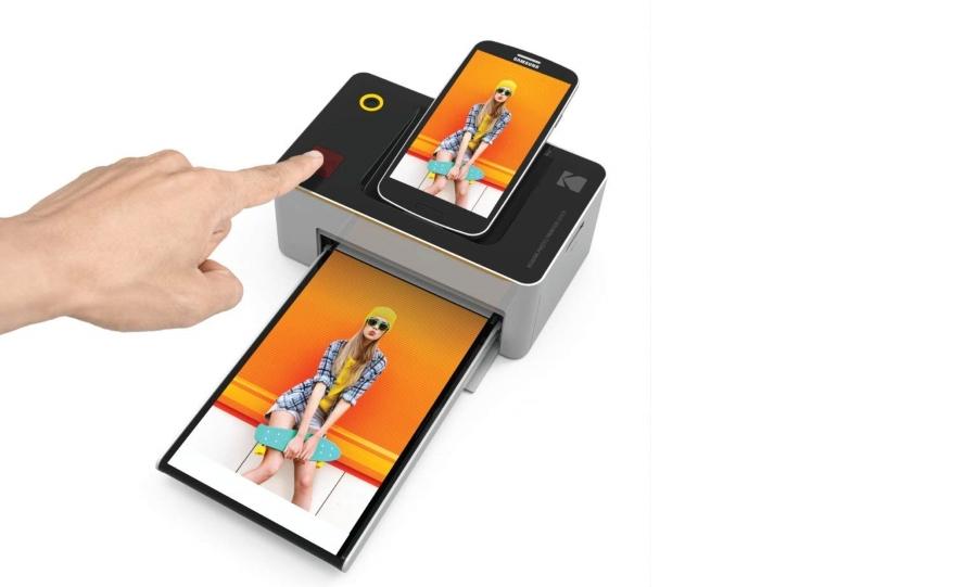 kodak dock portable printer