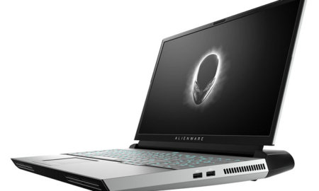 alienware area 51-m gaming laptop ces 2019