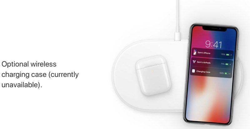 apple airpower apple wireless charging mat
