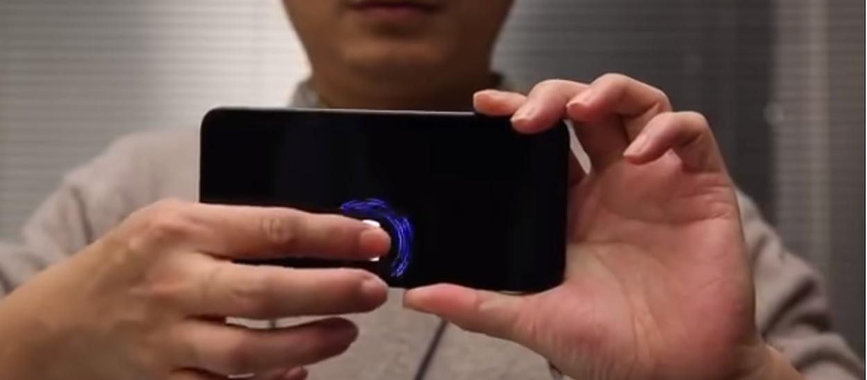 xiaomi-lin-bin-under-display-scanner