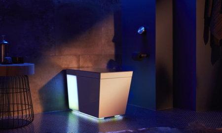 kohler numi 2.0 intelligent toilet alexa toilet ces 2019