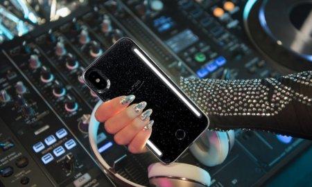 lumee duovibes light-up iphone case