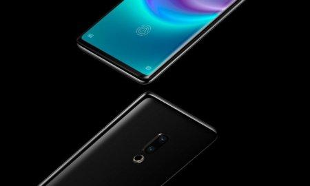 meizu zero holes smartphone 2019