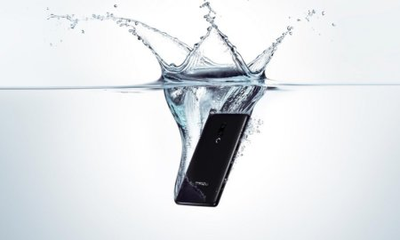 meizu zero waterproof ip68