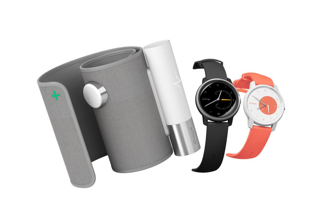 withings move ecg watch ces 2019 2