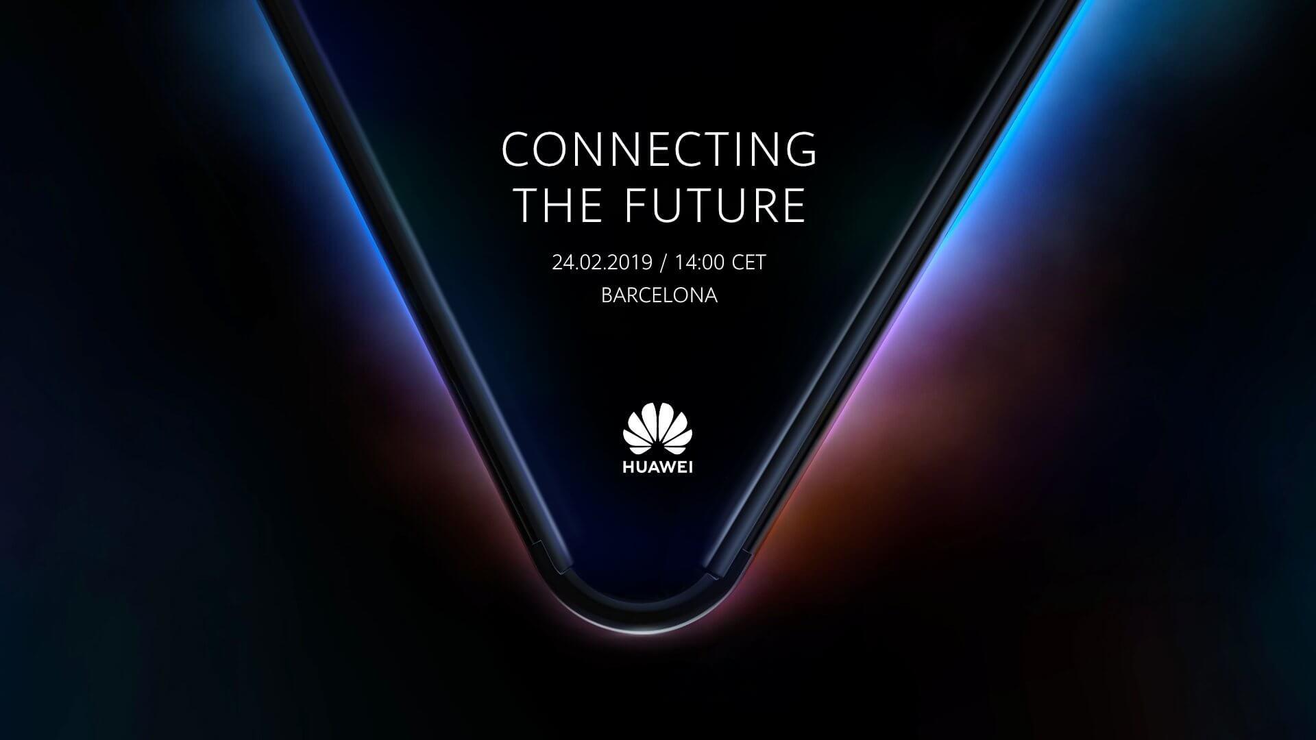 huawei foldable phone 5g mwc 2019