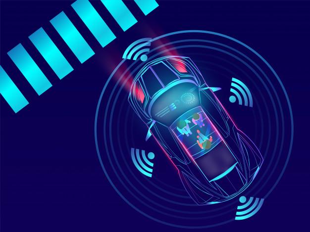 remote sensing automotive