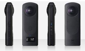 ricoh theta z1 360 camera