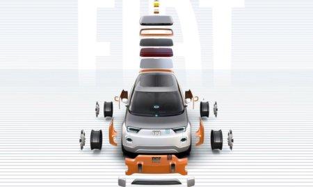 Fiat Centoventi Geneva Motor Show