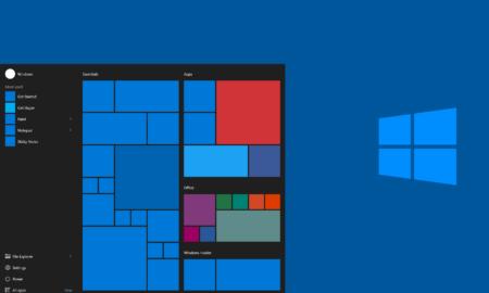 windows 10 abstract