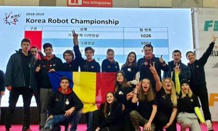 korea robot championship 2019 autovortex