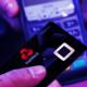 natwest card with fingerprint reader