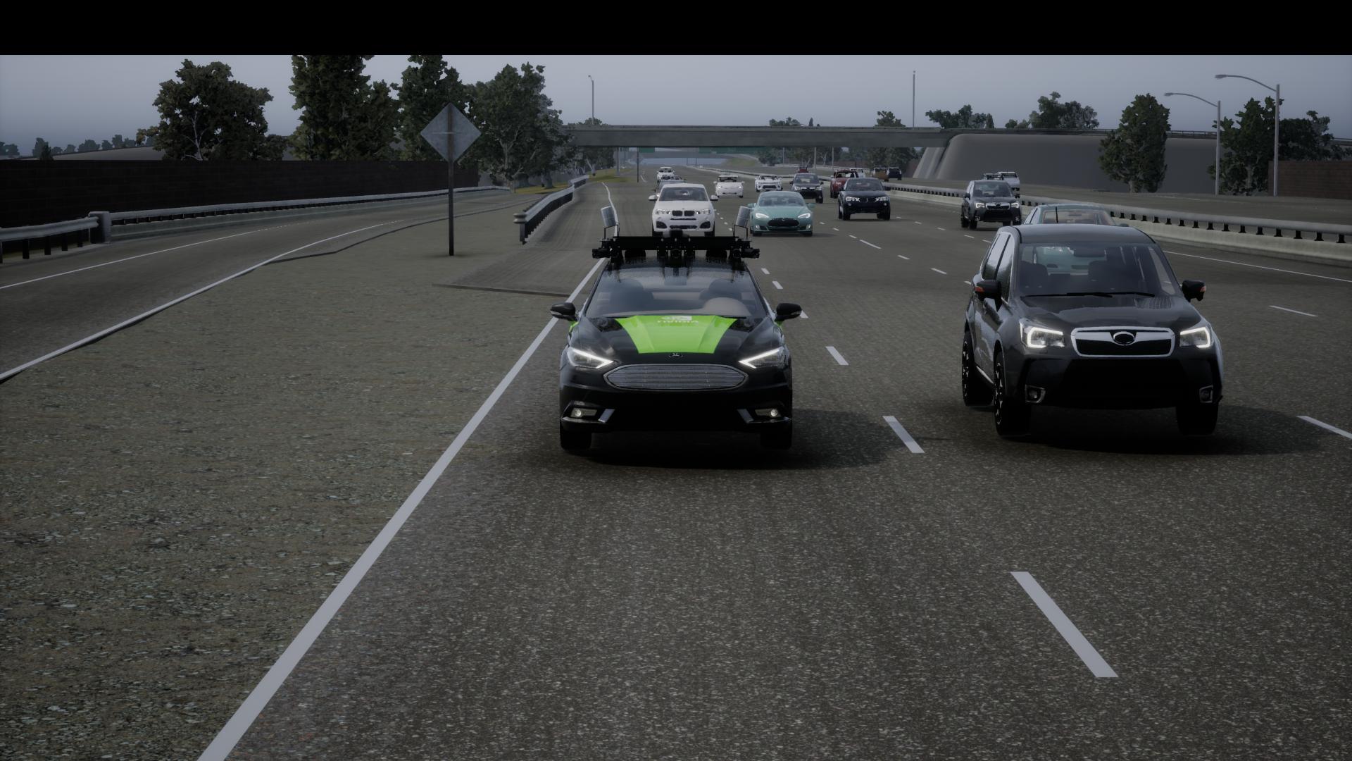 nvidia-self-driving-test
