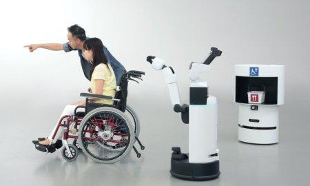 toyota robots tokyo 2020 robot project 2