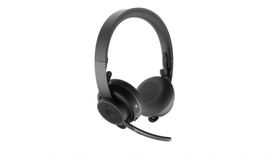 Logitech Zone Wireless Headphones noise cancelling