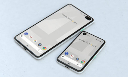 google pixel 4 small