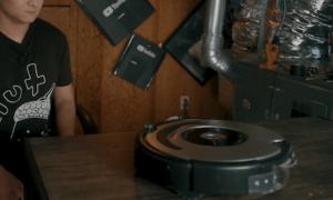 The Roomba Screams When it Bumps Into Stuff 1-15 screenshot