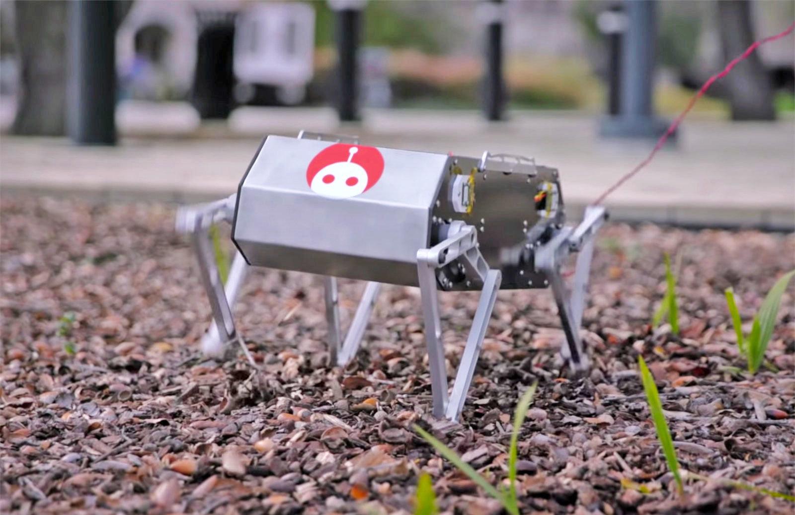 standford-dog-robot