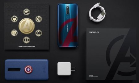 oppo-f11-avengers-limited-edition