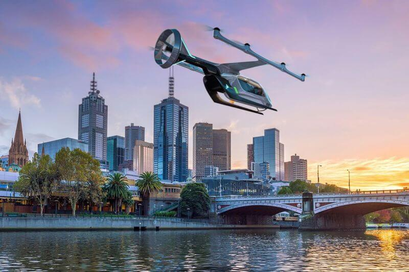 uber-will-est-flying-taxi-in-melbourne