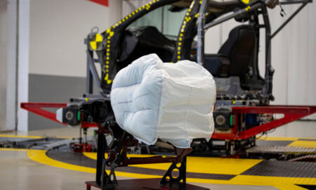 Honda Next-Generation Airbag