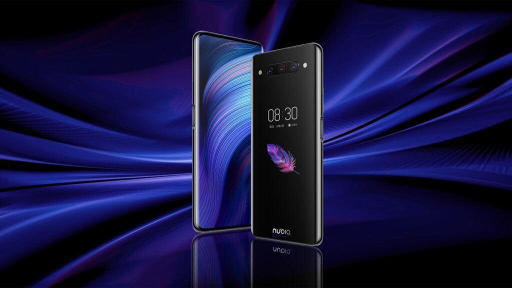 Nubia Z20 dual screen smartphone