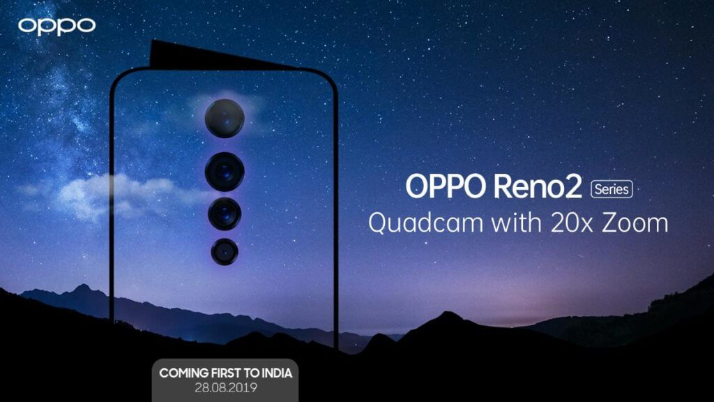 oppo reno 2 launch india