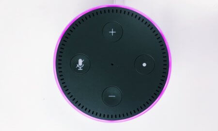 university echo dot alexa