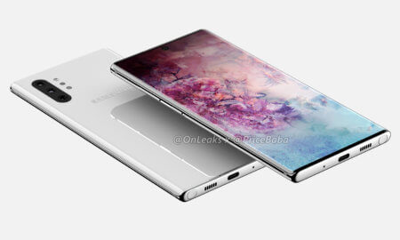 note 10 and 10 plus leak ahead of launch