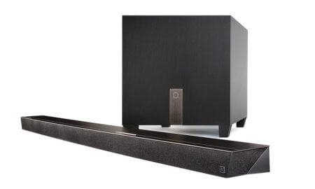 definitive technologies soundslim soundbar ifa 2019