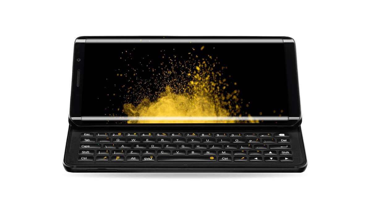 fxtech pro 1 slider smartphone