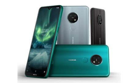 nokia 7.2 color options