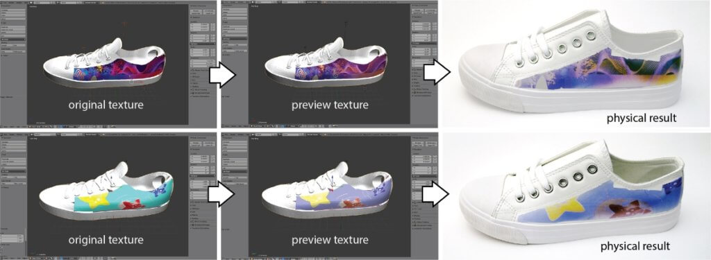 photochromeleon sneakers mit project