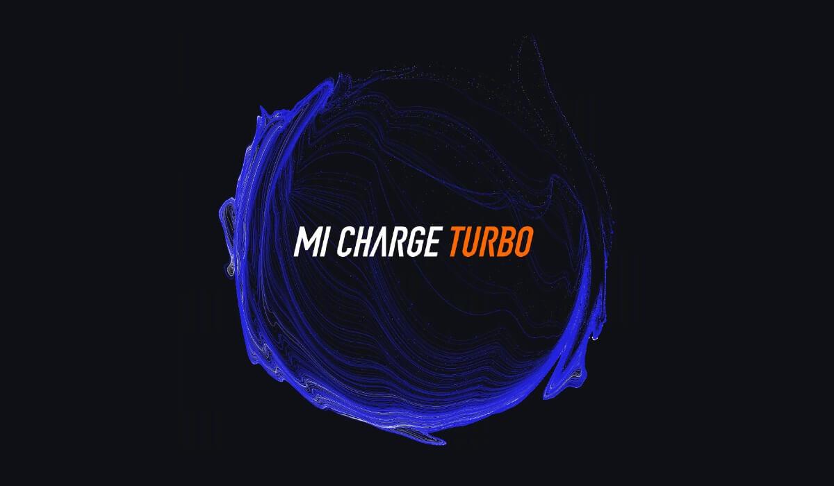 xiaomi mi charge turbo 30w wireless charging