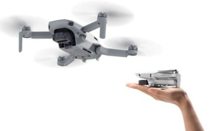 dji mavic mini drone lightest drone