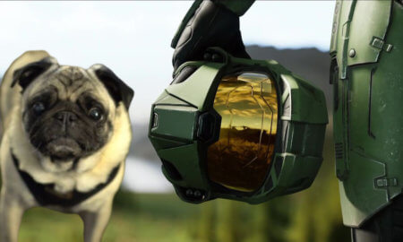 halo infinite gyoza pug sound design