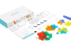 sony koov trial kit coding robotics kit stem education