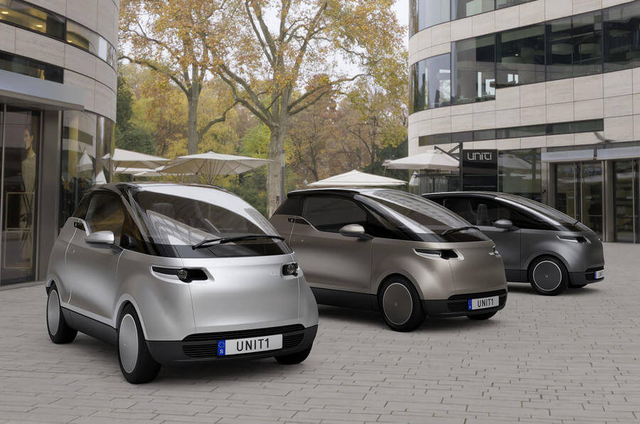 uniti one ev color options