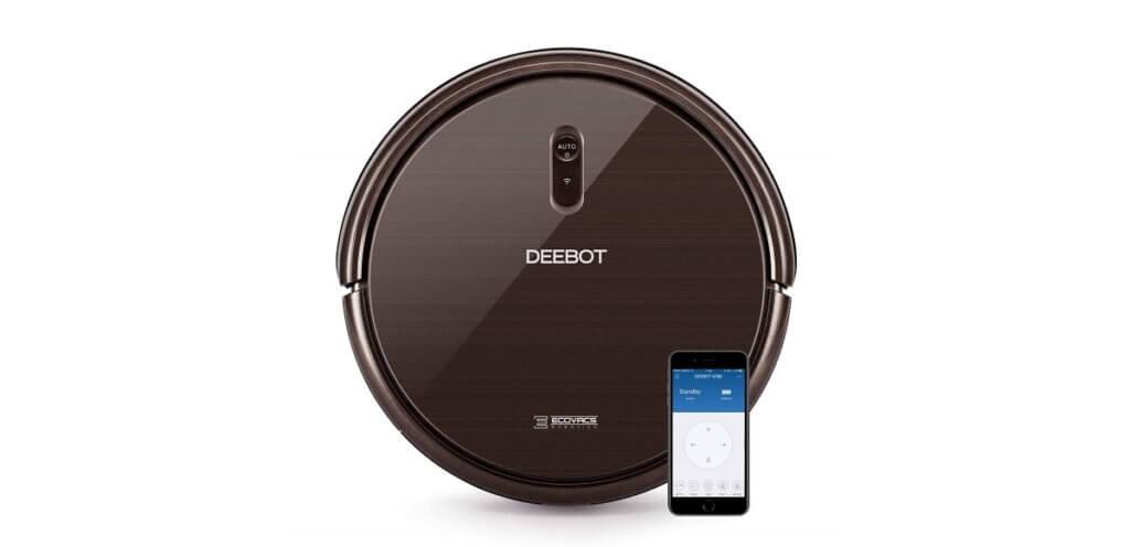 Ecovacs DEEBOT N79S budget robot vacuum cleaner