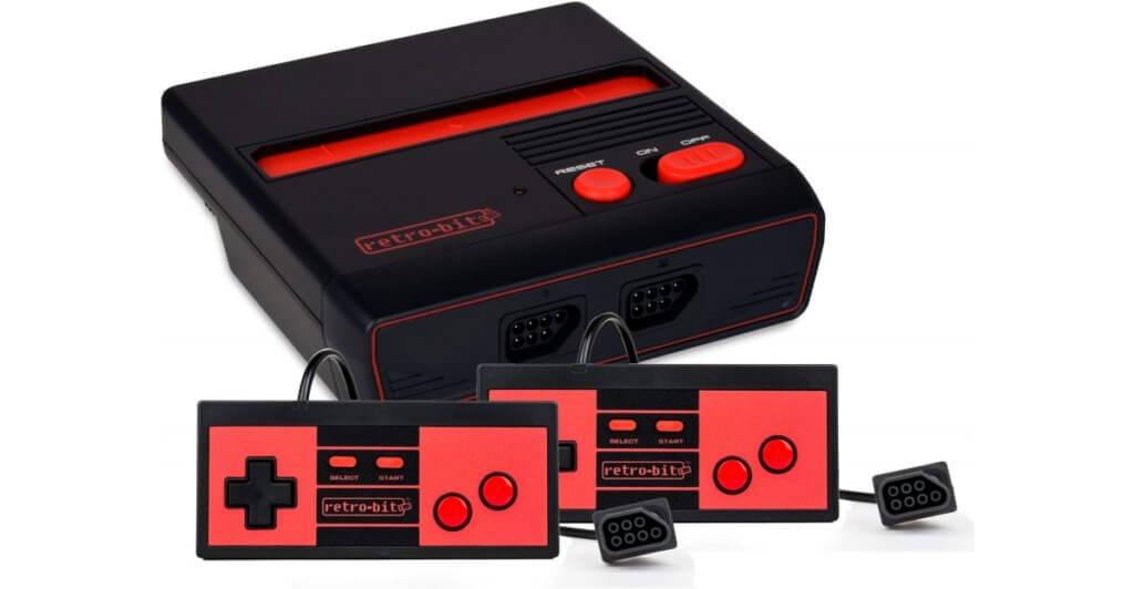 Retro-Bit RES Plus- 8-Bit Console best nes clone
