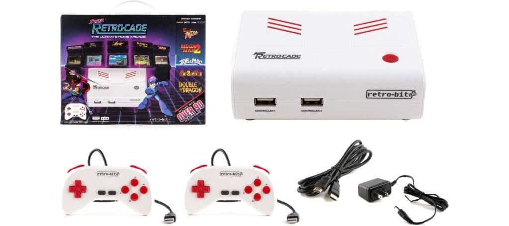Retro-Bit Super Retro-Cade retro games console