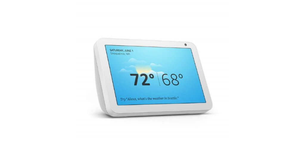amazon echo show 8 smart display