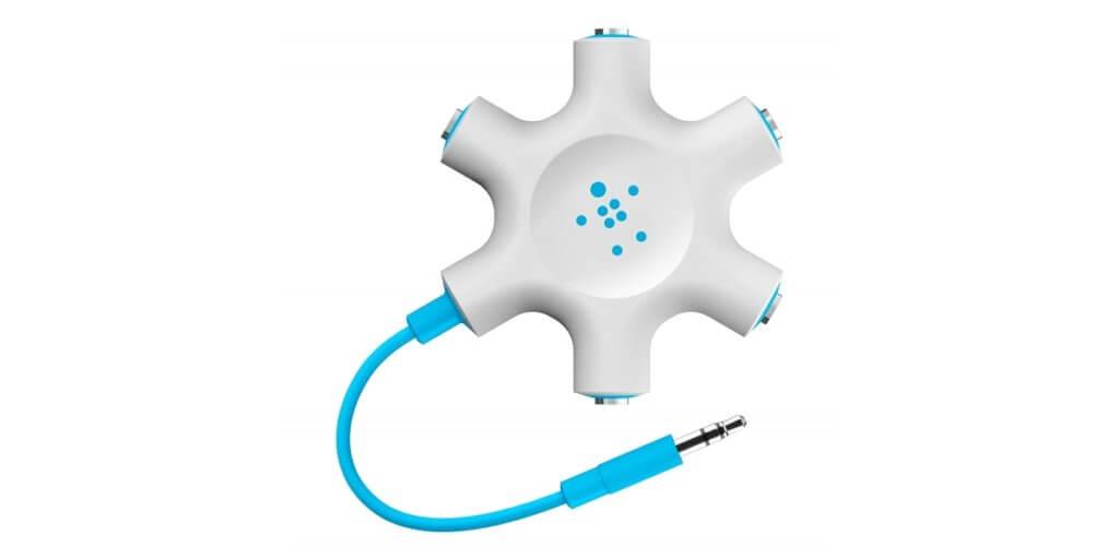 belkin headphonessplitter