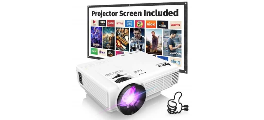 dr j projector budget